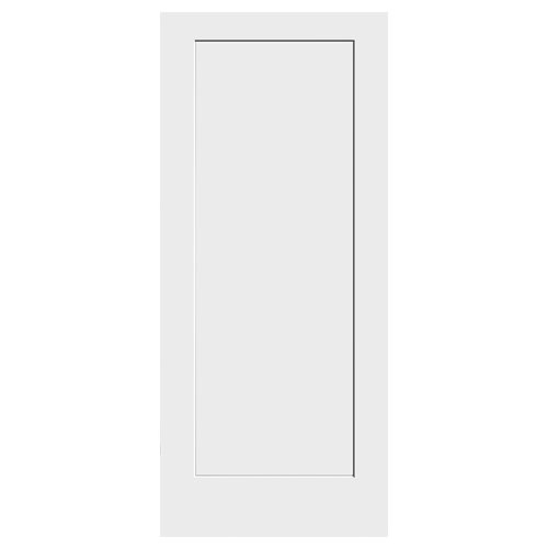 #8401 Trimlite MDF Primed Shaker Panel Interior Door