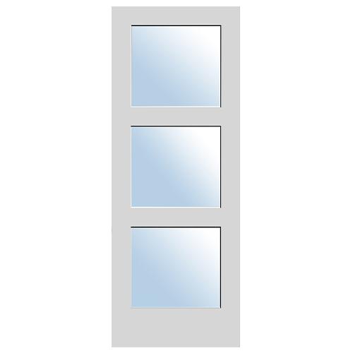 #8433 Trimlite Clear Glass 1 38 Shaker