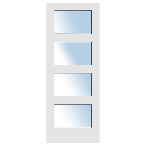 #8444 Trimlite Clear Glass 1 38 Shaker